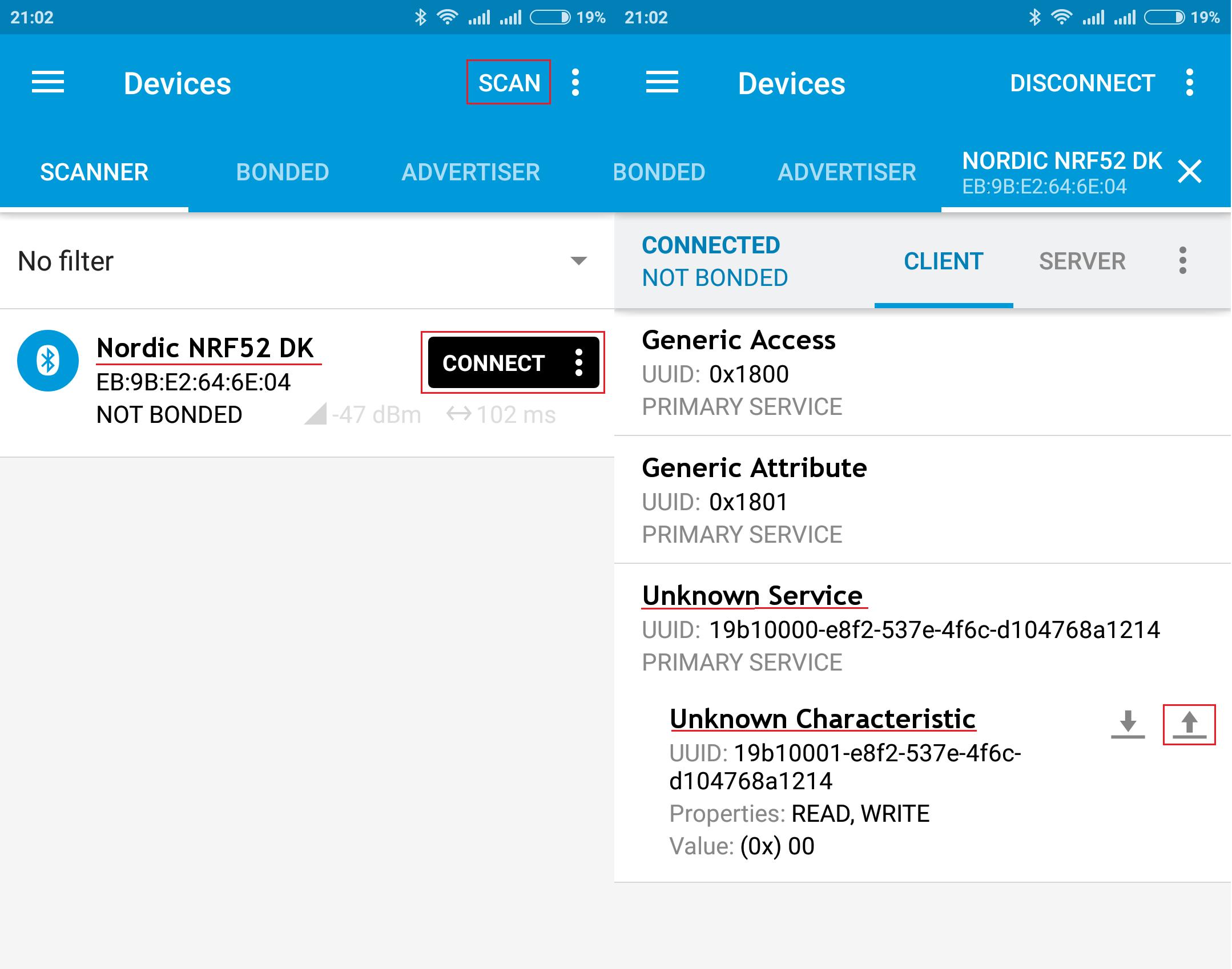 Arduino and Nordic nRF52-DK: debugging and unit testing — PlatformIO